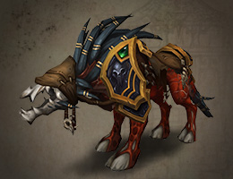 Collectors Edition Felhunter Mount